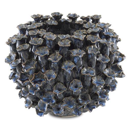 Currey and Company 1200-0304 Manitapi - 8.75 Inch Small Vase