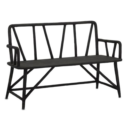 Currey and Company 2000-0003 Arboria - 52 Inch Bench