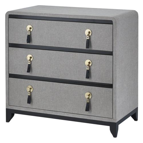"Currey and Company 3000-0042 Nicolene - 34"" Chest"