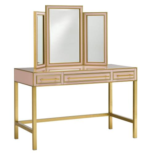 "Currey and Company 3000-0054 Arden - 30.25"" Vanity Table"