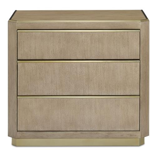 Currey and Company 3000-0143 Bali - 32 Inch Chest