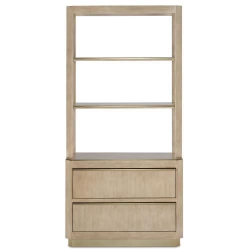 Currey and Company 3000-0145 Bali - 74 Inch Storage Etagere