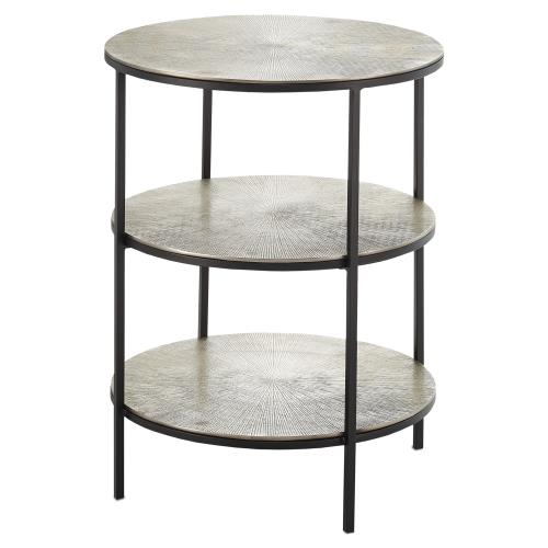 Currey and Company 4000-0013 Cane - 26.25 Inch Accent Table