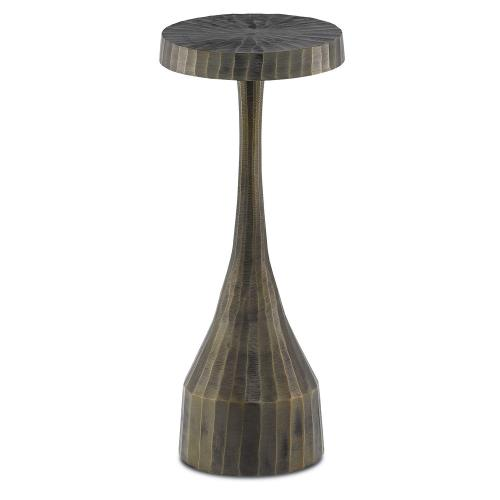Currey and Company 4000-0015 Luca - 24.25 Inch Drinks Table