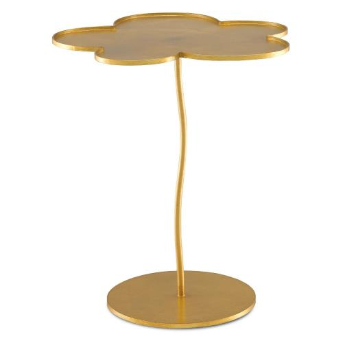 Currey and Company 4000-0069 Fleur - 20 Inch Small Accent Table
