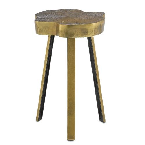 Currey and Company 4000-0084 Mambo - 20.5 Inch Accent Table