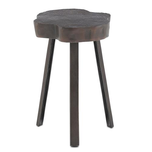 Currey and Company 4000-0085 Mambo - 18 Inch Accent Table