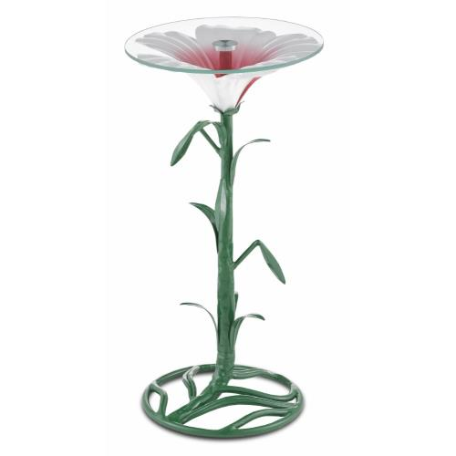 Currey and Company 4000-0114 Hibiscus - 24 Inch Drinks Table