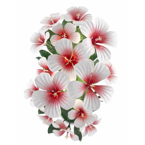 Currey and Company 5000-0171 Hibiscus - 7 Light Wall Sconce