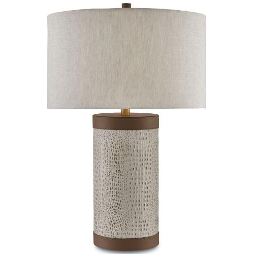 Currey and Company 6000-0038 Baptiste - 1 Light Table Lamp