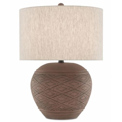 Currey and Company 6000-0544 Sunningdale - 1 Light Table Lamp