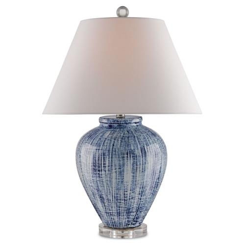 Currey and Company 6224 Malaprop - 1 Light Table Lamp