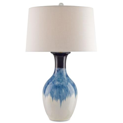 Currey and Company 6226 Fete - 1 Light Table Lamp