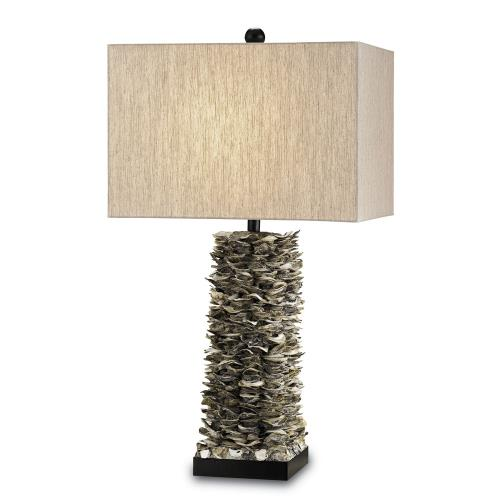 Currey and Company 6862 Villamare - 1 Light Table Lamp