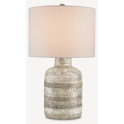 Currey and Company 6998 Paolo - 1 Light Table Lamp