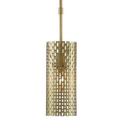 Currey and Company 9000-0484 Dallow - 1 Light Pendant