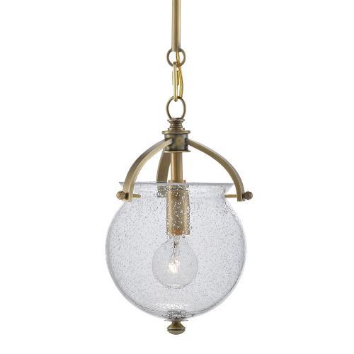 Currey and Company 9000-0486 Peele - 1 Light Pendant
