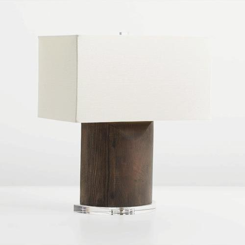 Cyan lighting 044-A Athens - One Light Table Lamp