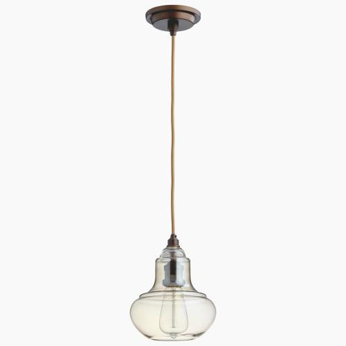 Cyan lighting 06060 Camille - One Light Pendant