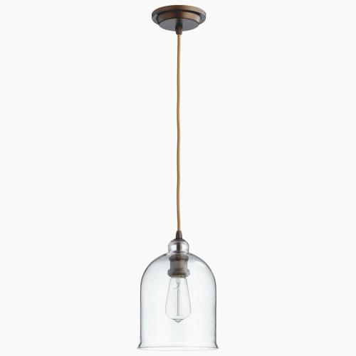 Cyan lighting 06063 Celia - One Light Pendant - 7.25 Inches Wide by 10.5 Inches High