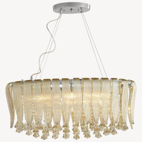 Cyan lighting 06441 Olivia - Six Light Pendant
