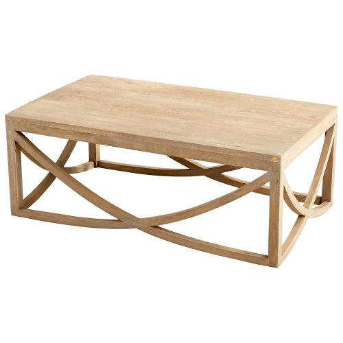 Cyan lighting 07018 Lancet Arch Coffee Table - 28 Inches Wide by 47 Inches Long