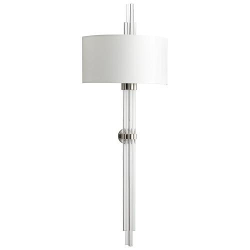 Cyan lighting 07622 Quebec - Two Light Wall Sconce