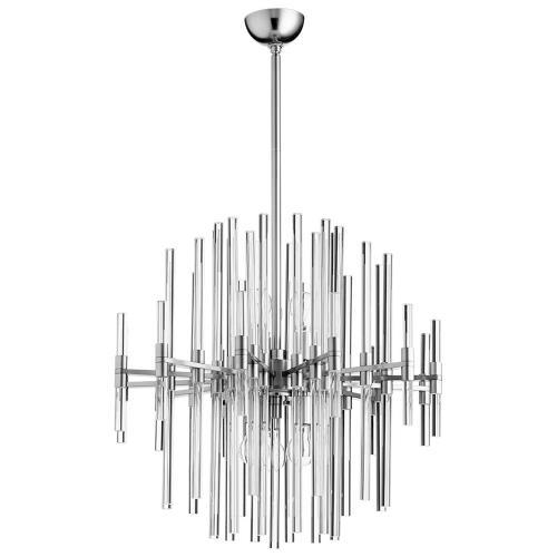 Cyan lighting 07626 Quebec - Six Light Small Pendant