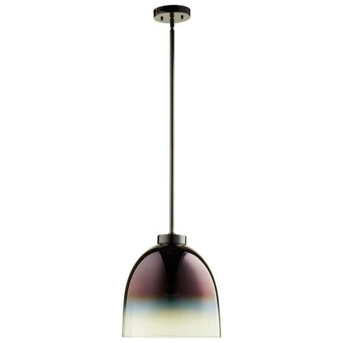 Cyan lighting 0768PAR Parlor - One Light Pendant - 13 Inches Wide by 28.75 Inches High