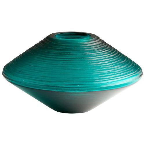 Cyan lighting 07860 Small Pietro Vase - 10.25 Inches Wide by 5.25 Inches High