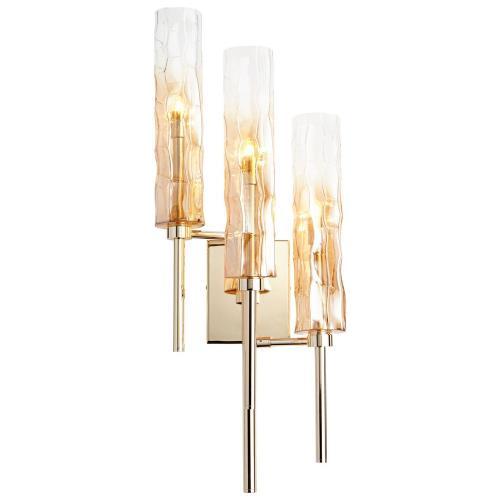 Cyan lighting 08542 Balanchine - Three Light Wall Bracket