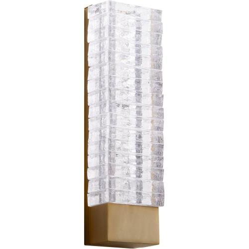 Cyan lighting 09245-KAL Kallick - 19 Inch 7W 1 Led Wall Sconce