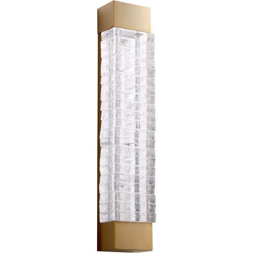 Cyan lighting 09246-KAL Kallick - 27 Inch 14W 2 Led Wall Sconce
