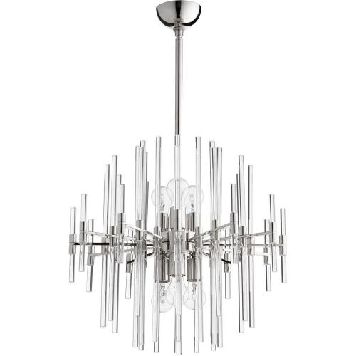 Cyan lighting 09253 Quebec - 22.25 Inch Six Light Pendant