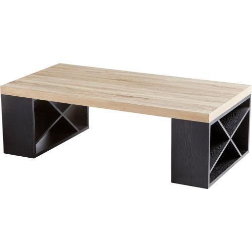 Cyan lighting 09891 Lemland - 47.25 Inch Coffee Table