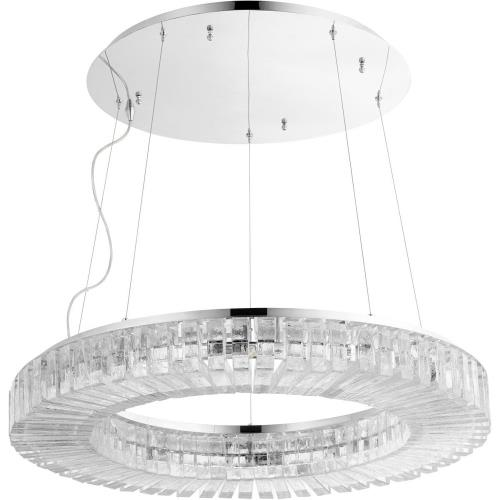 Cyan lighting 09938-KAL Kallick - 30 Inch 70W 10 Led Pendant