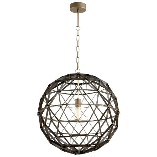 Cyan lighting 10271 Barton - One Light Pendant - 22.5 Inches Wide by 27.75 Inches High