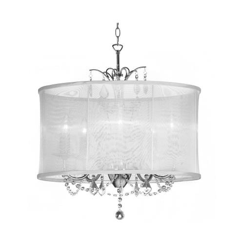 Dainolite VNA-20-5-119 Vanessa - Five Light Chandelier