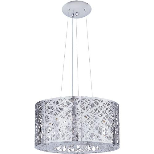 ET2 Lighting E21309 Inca-7 Light Pendant in Contemporary style-15.75 Inches wide by 10 inches high