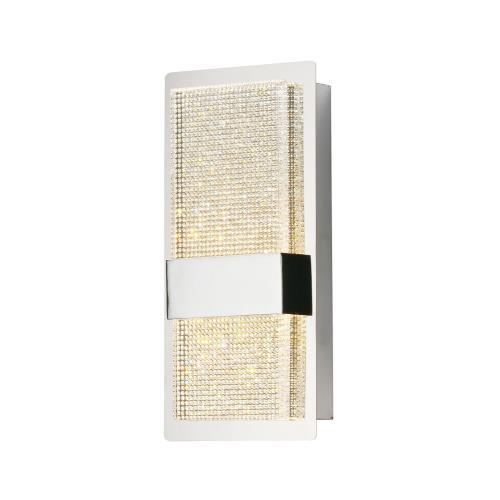 ET2 Lighting E24605-122PC Sparkler - 11 Inch 17W 2 LED Wall Sconce