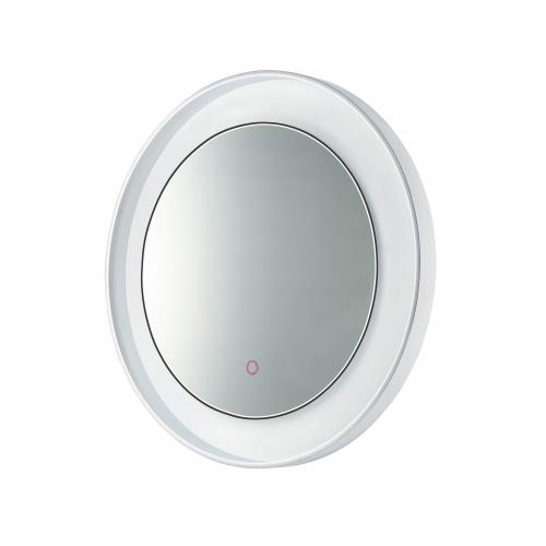 ET2 Lighting E42032 Floating - 28W 1 LED Round Mirror in European style - 23.5 Inches wide by 23.5 inches high