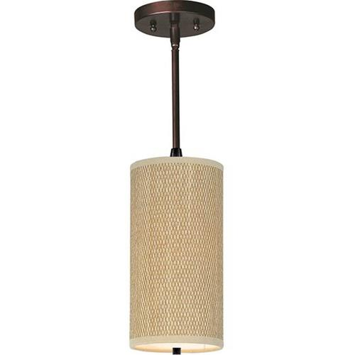 ET2 Lighting E95032-101OI Elements - One Light Mini-Pendant with Stem