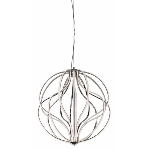 ET2 Lighting E21176 Aura-104W 1 LED Pendant-24 Inches wide by 26 inches high