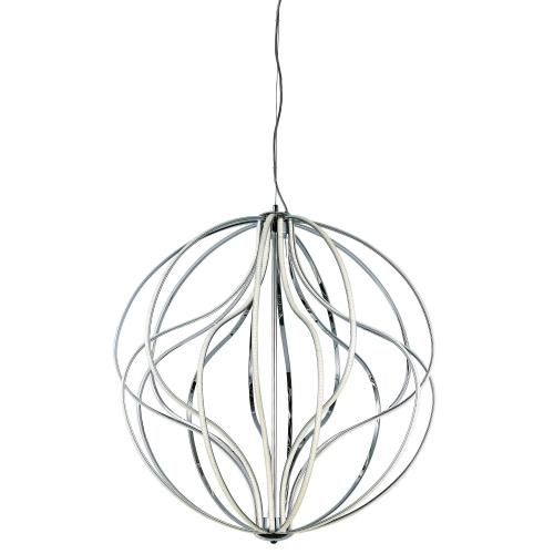 ET2 Lighting E21178 Aura-149W 1 LED Pendant-31 Inches wide by 35 inches high