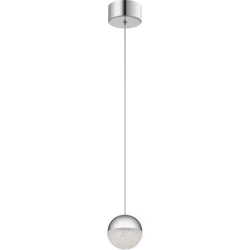 Elan Lighting 838-4MP Moonlit - 4.75 Inch 1 LED Mini Pendant