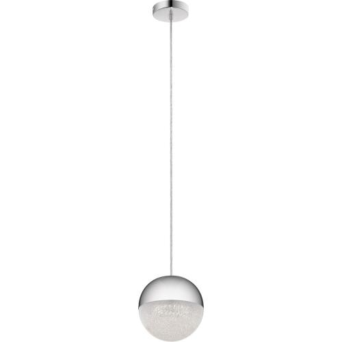 Elan Lighting 83854 Moonlit - 7.75 Inch 17W 1 LED Pendant