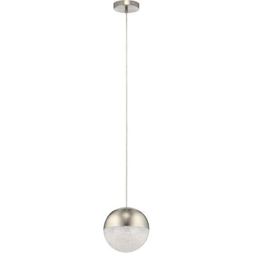Elan Lighting 83956 Moonlit - 7.87 Inch 17W 1 LED Pendant