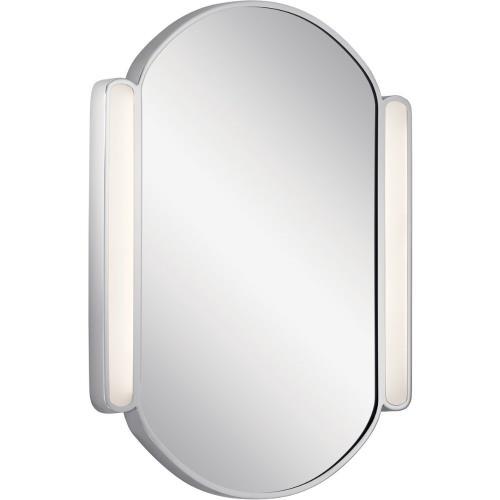 Elan Lighting 84165 Phaelan - 23.25 Inch 32.5W 1 LED Mirror