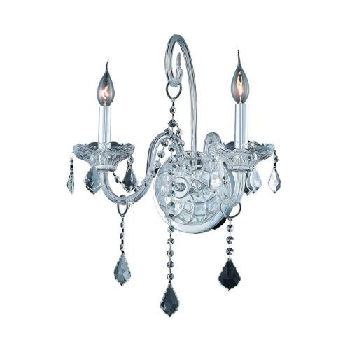 Elegant Lighting V7852W2 Verona - Two Light Wall Sconce