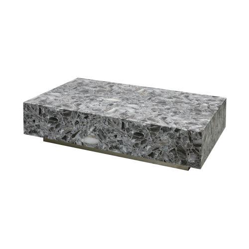 Elk-Home 1114-413 Crystalline - 51 Inch Rectangular Coffee Table